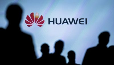 The Chinese Technology Company Huawei Realized A Quarter More Turnover