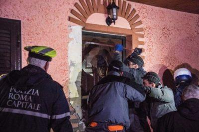 Rome Police Seize Eight Casamonica Family Mafia villas