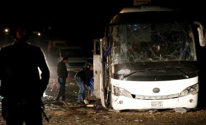 Egypt Kills Forty Terrorist Militants After Attack on Tourist Bus