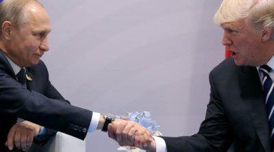 Vladimir Putin to Donald Trump: I am Open to Dialogue