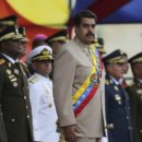 Venezuelan Parliament Calls On Army to Drop Off President Maduro