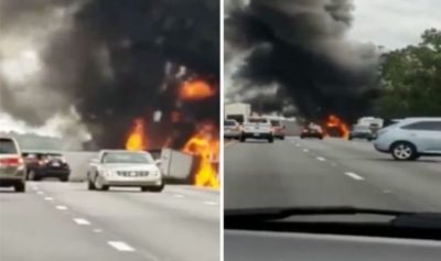 Five Children on their Way to Disney Killed in A Fire on Highway