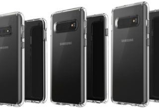 Leaked Image Shows Off Three Variants for Samsung's Galaxy S10