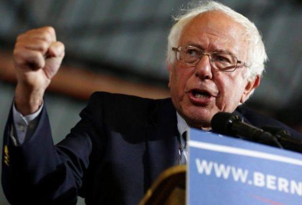 Bernie Sanders (77) again Throws to Presidency US