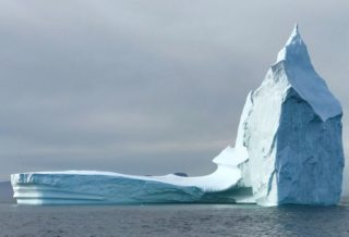 Canadian Vodka Company Puzzled by Theft of 30,000 Litres of Iceberg Water