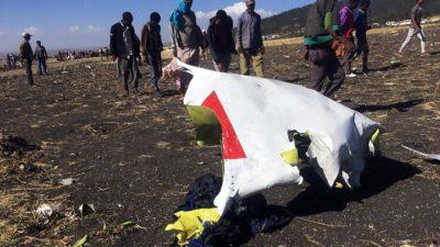 157 Victims of A Plane Crash in Ethiopia, No Survivors