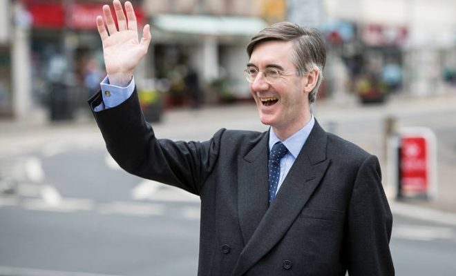 Jacob Rees-Mogg Seems to Make a Turn on Brexit Agreement