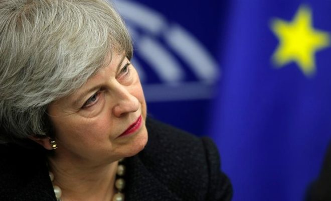 May Suffers another Defeat in the Brexit Vote: 344 Against 286 Votes
