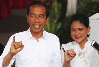 Joko Widodo in the Lead after Indonesia Election