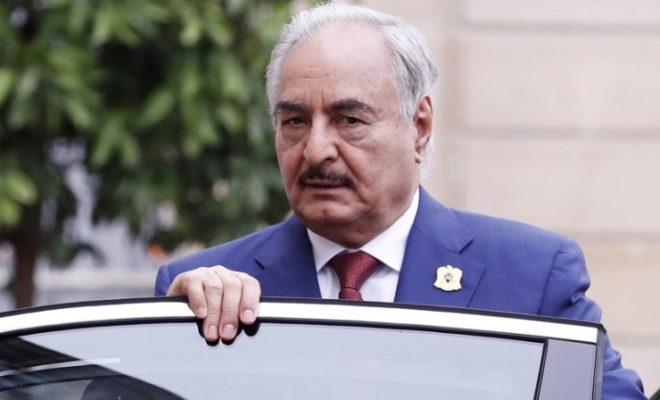 Europeans Put Pressure on Libya Marshall Haftar to Stop Tripoli Offensive
