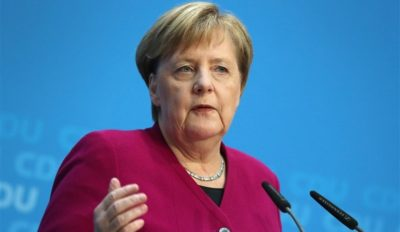 Angela Merkel wants to Remain Chancellor Until 2021