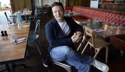 Bankruptcy Threatens for British Restaurants Jamie Oliver
