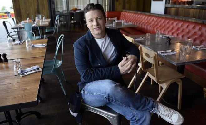 Bankruptcy Threatens for British Restaurants Jamie Oliver