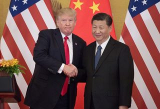 China and the US Come Back to the Aggressive Tone