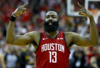 James Harden again a Candidate for Best NBA Player