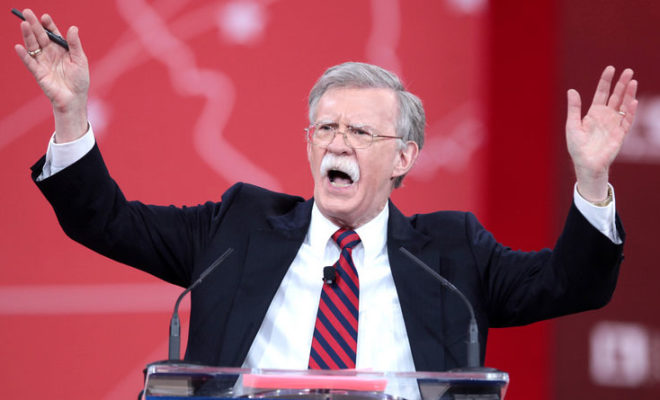 North Korea and China Angry: John Bolton is A War Maniac