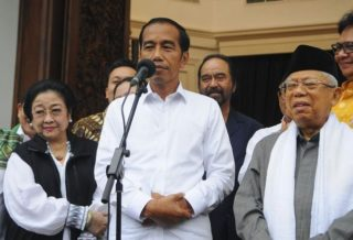Joko Widodo Official Winner of the Presidential Election Indonesia