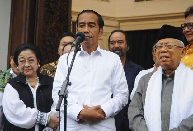 Joko Widodo Official Winner of the Presidential Election Indonesia