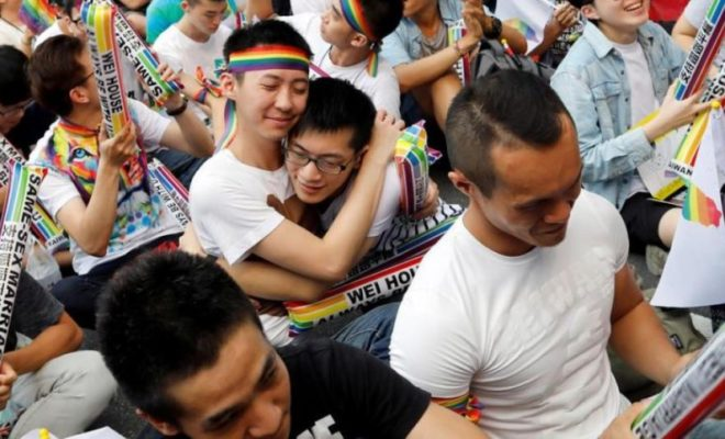 Taiwan is the First Asian Country to Legalize Same-Sex Marriage