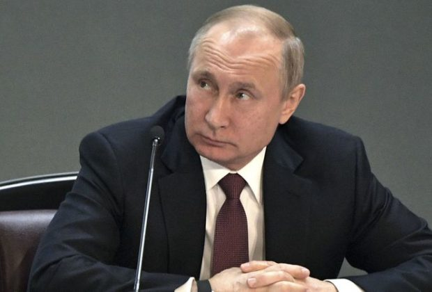 Russian President Putin Signs Law for Independent Russian Internet
