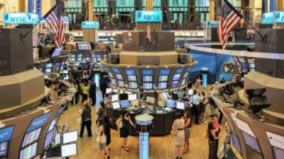 The Stock Exchanges in New York Opens Higher after a Long Weekend