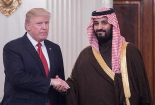 Trump Approves Massive Arms Deals to Saudi Arabia, UAE amid Iran Tensions