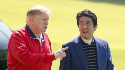 Donald Trump: No Trade Deal with Japan Till Elections