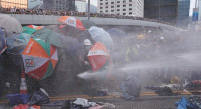 Chaos in Hong Kong after Mass Demonstration against Extradition Law