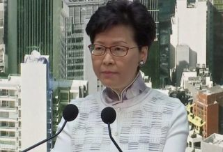 The Hong Kong Government Postpones Controversial Extradition Law