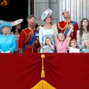 British Royals Celebrate Queen Elizabeth Birthday