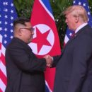 Trump would like to Shake Hands with Kim Jong-un on the Korean Border