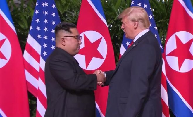 New Book Reveals Trump and Kim Correspondence