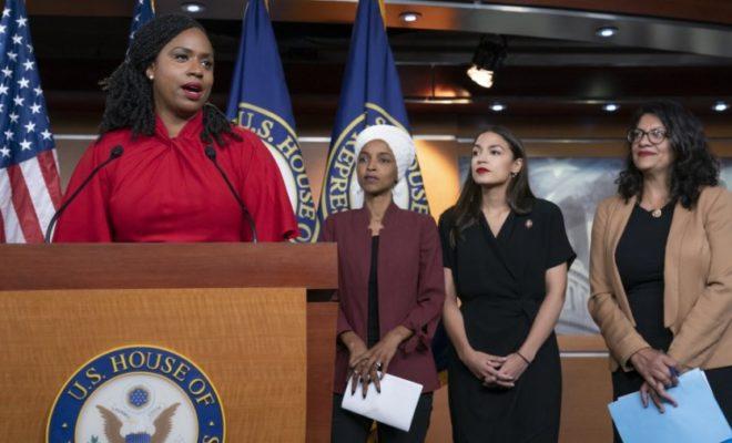 Four Republicans also Condemn Trump's Racist Remarks