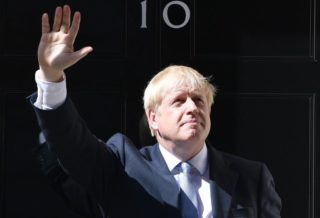 British Prime Minister Johnson Ends Self-Isolation