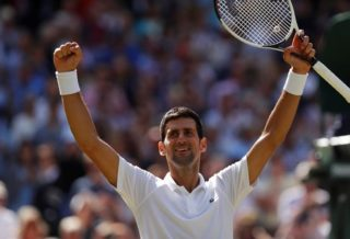 Novak Djokovic Secured a Place in the Second Round of Wimbledon