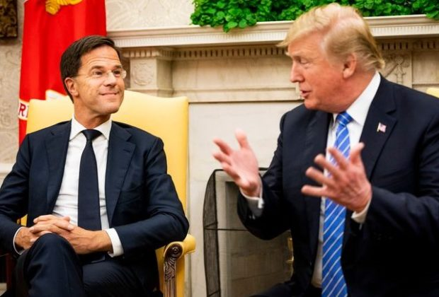 Rutte will not Make Any Promises to Trump about Military Assistance