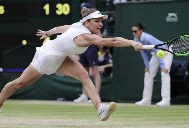 Simona Halep Wins Wimbledon Final against Serena Williams