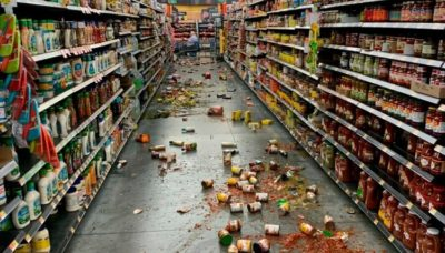 The US State of California has been Hit again by a Major Earthquake