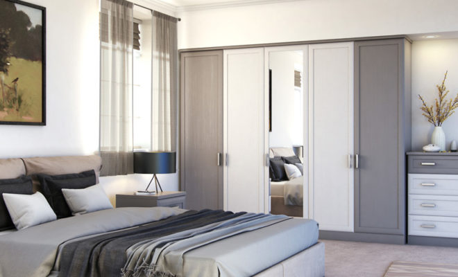 Adding Bespoke Fitted Wardrobe to Your Room