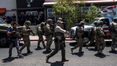 Killed by Shooting in Texas Shopping Centre, Several People Arrested