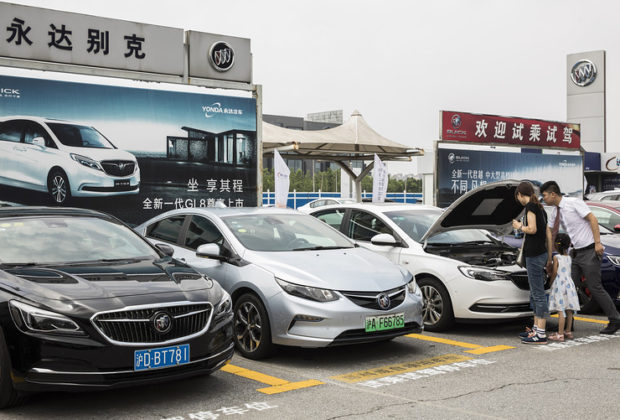 China is Going to Levy Billions on Imports of American Cars