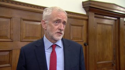 Corbyn Promises New Brexit Referendum for Election Victory