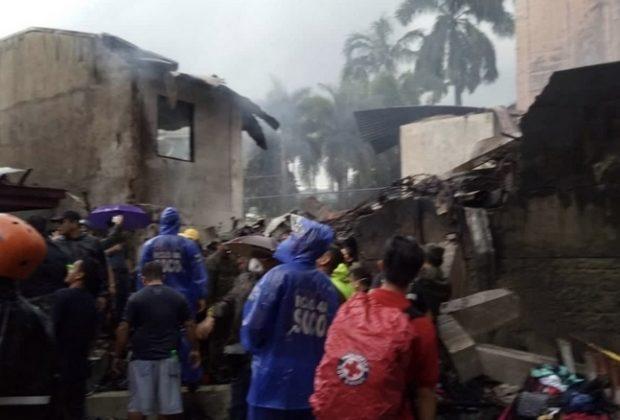 Seven Killed on Resort Philippines Air Ambulance Crash Near Manila