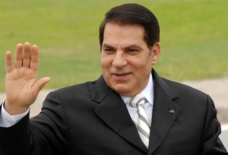 Former leader Ben Ali (83) of Tunisia passed Away