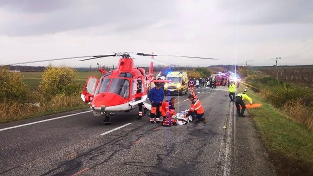 13 Dead and 20 Injured in Accident with Bus Slovakia