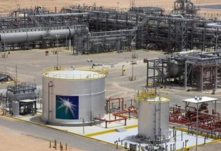 Aramco No Longer on the London Investor Roadshow