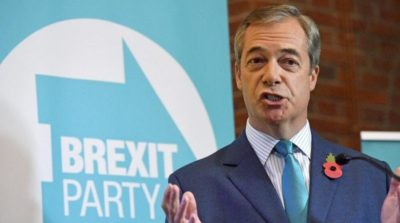 Nigel Farage Hopes That Brexit is the Beginning of the End for the EU