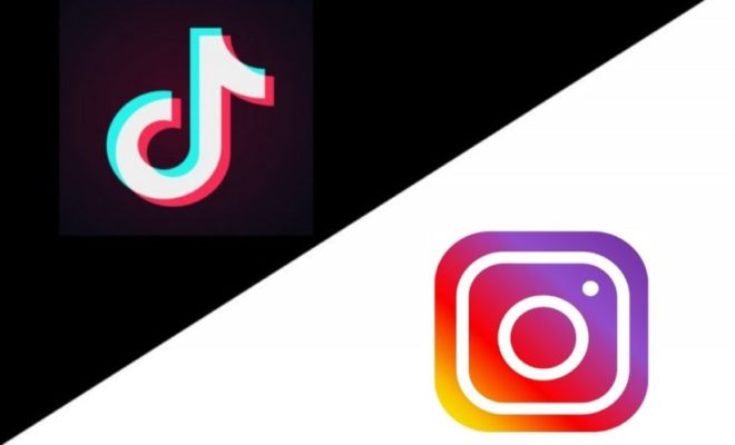 Instagram now also Seems to be Copying the Popular Tiktok App