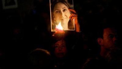 Malta's Political Crisis to Assassinate Journalist