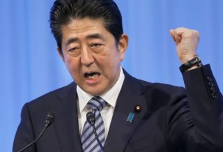 "North Korea Names Japanese Prime Minister Abe for ""Imbecile"" (Stupidest Man Ever)"
